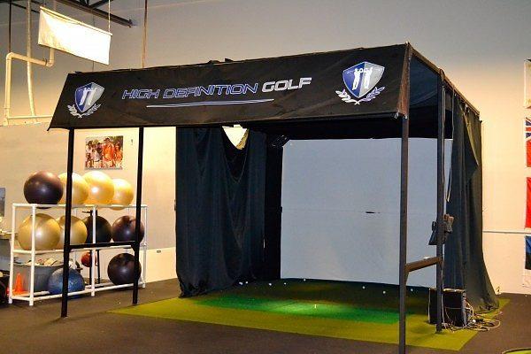 HD Golf Simulator