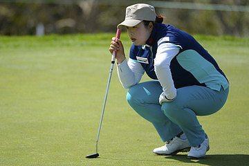 Shanshan Feng continues strong LPGA play