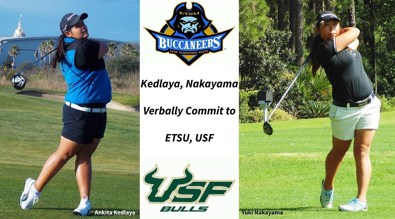 Kedlaya Nakayama Verbal Commitment