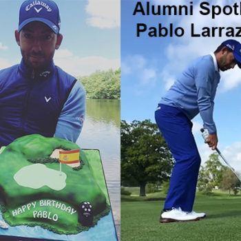 Alumni Spotlight: Pablo Larrazabal