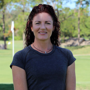 Karen Harrison fitness coach junior golf academy