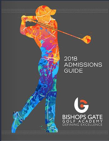 BGGA 2018 Admissions Guide