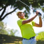 The golf program