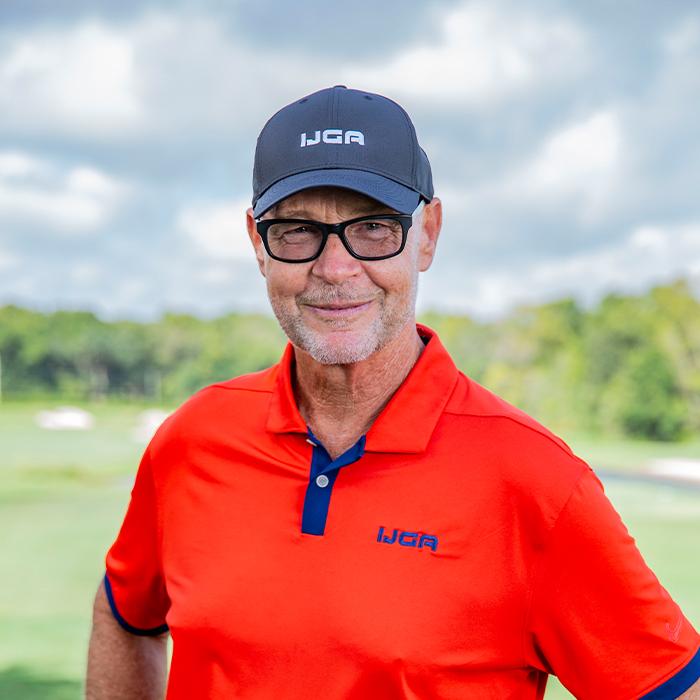 Gary Wise Golf Coach IJGA Bishops Gate
